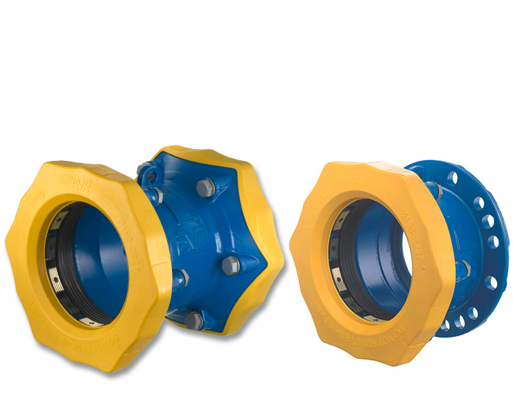 Coupling and adaptor products for gas supply