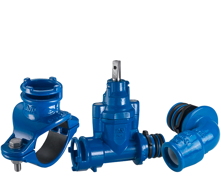Supa Lock products for water supply